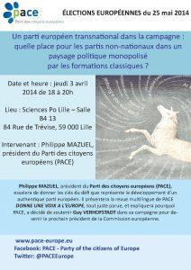 conférence sciences po lille 2014